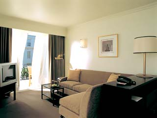 The Lyall HotelRoom