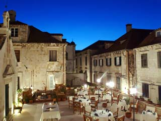 The Pucic PalaceRestaurant