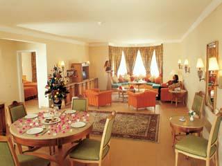 Concorde El Salam Hotel Sharm El SheikhFamily Suite