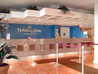 Holiday Inn Hollywood BeachReception