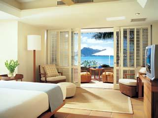 Hayman ResortBeach Front Room