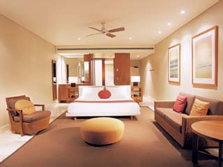 Hayman ResortLagoon Deluxe Room
