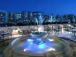Millennium Hotel Abu DhabiSevilo's Terrace