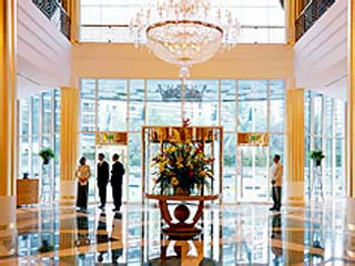 Millennium Hotel Abu DhabiLobby