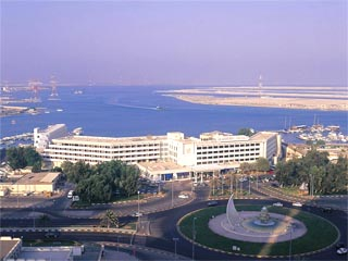 Le Meridien Abu DhabiPanoramic View
