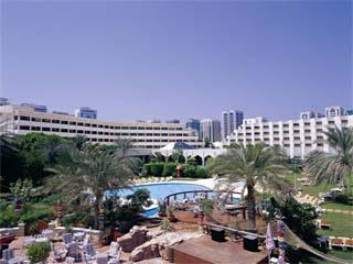 Le Meridien Abu DhabiExterior View