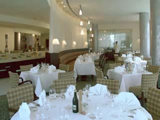 Le Royal Meridien Abu DhabiAmalfi Restaurant