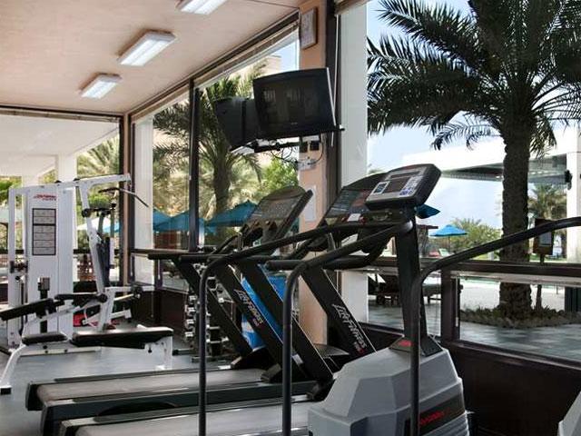 Hilton Ras Al Khaimah Hotel - Fitness Room