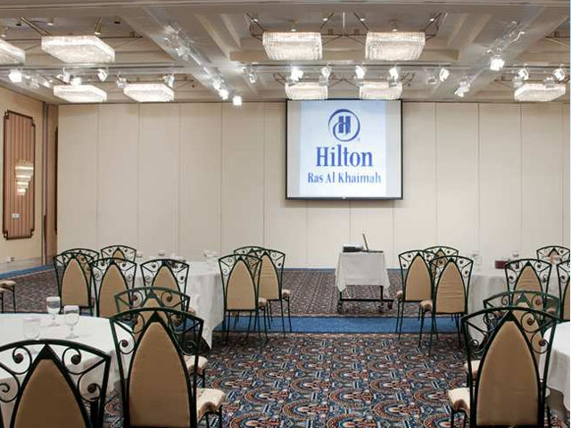 Hilton Ras Al Khaimah Hotel - Conference Room