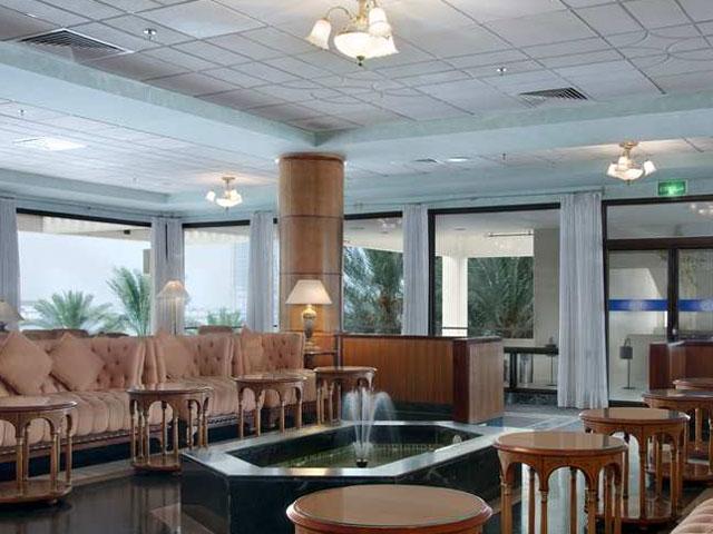 Hilton Ras Al Khaimah Hotel - Nafoura Lounge