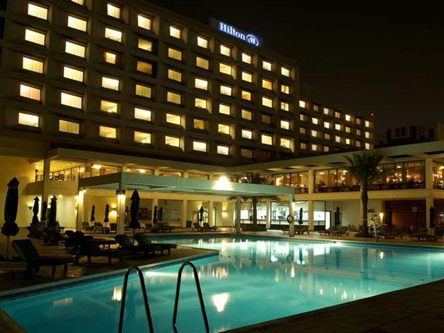 Hilton Ras Al Khaimah Hotel - Exterior View