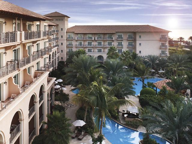 The Ritz Carlton Dubai - Exterior View
