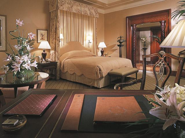 The Ritz Carlton Dubai - Bedroom
