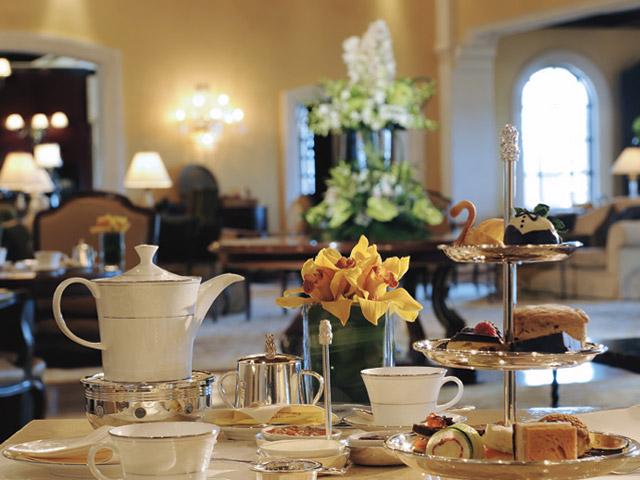 The Ritz Carlton Dubai - Restaurant