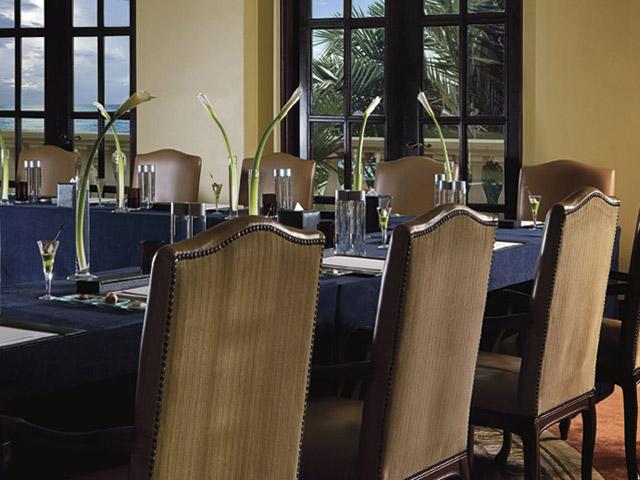 The Ritz Carlton Dubai - Meeting Room