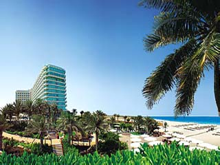 Hilton Dubai Jumeirah Resort & Residence - Exterior View