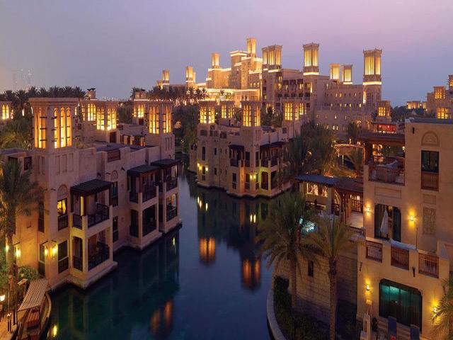 Madinat Jumeirah - Dar Al Masyaf -