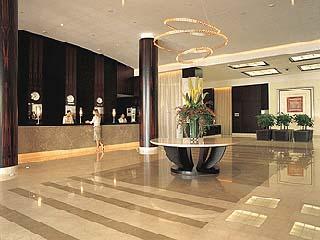 Novotel World Trade Centre HotelLobby