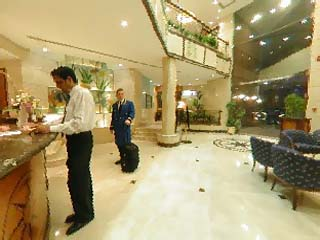 Lotus Boutique HotelLobby