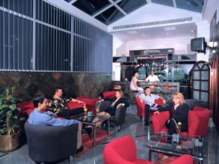 Lotus Boutique HotelLounge