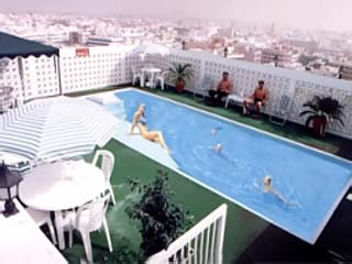 Landmark HotelSwimming Pool