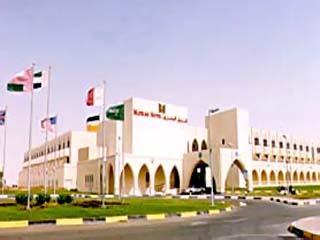 Mafraq HotelExterior View