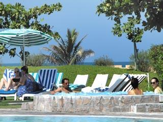 Al Sawadi Beach Resort Luxury Hotel In