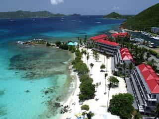 Sapphire Beach Resort & MarinaPanoramic View