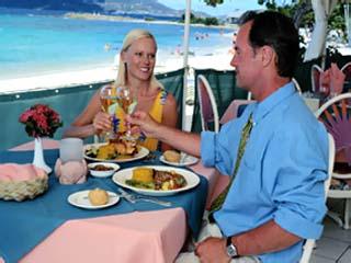 Sapphire Beach Resort & MarinaRestaurant