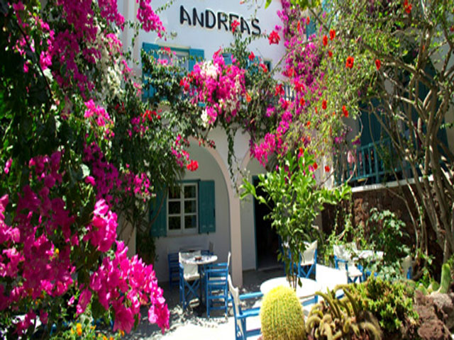 Andreas Hotel: