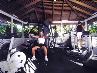 Coyaba Beach Resort & ClubGym
