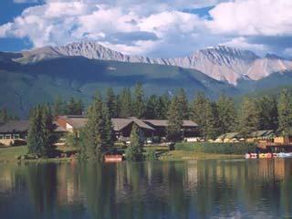 Fairmont Jasper Park LodgeExterior View