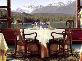 Fairmont Jasper Park LodgeRestaurant
