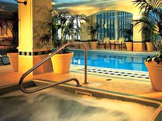 Fairmont Royal York Hotellobby Hotelindoor Swimming Pool