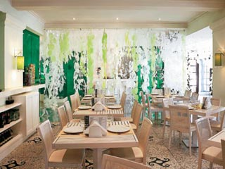Grecotel Pallas Athena ( Ex Classical Baby Grand)Meat me Restaurant