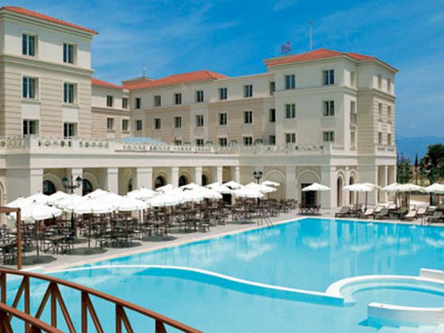 Larissa Imperial - Classical Hotels - Pool Area