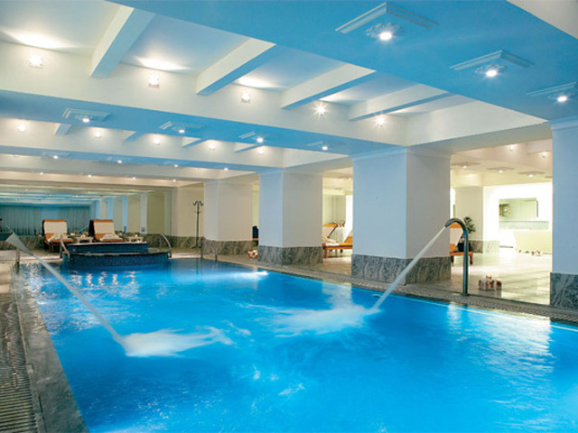 Larissa Imperial - Classical Hotels - Indoor Pool
