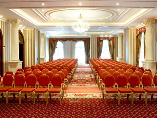 Larissa Imperial - Classical Hotels - Meeting Room