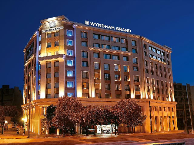 Wyndham Grand Hotel (ex.Athens Imperial ) - Special Offer up to 35% Reduction !! LIMITED TIME !!