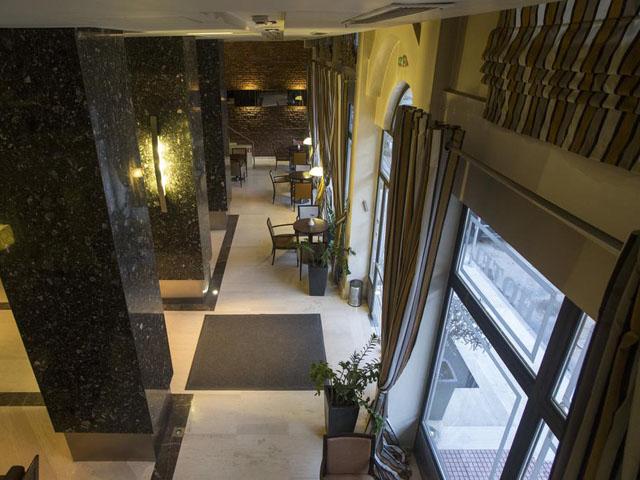 Davitel Tobacco Hotel: