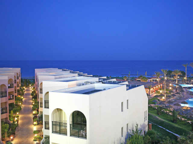 Atlantica Aegean Blue - Exterior View