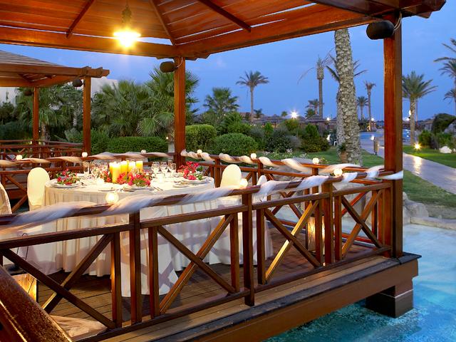 Atlantica Aegean Blue - Pool Restaurant