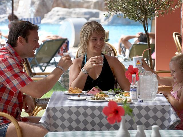 Atlantica Aegean Blue - Beach Tavern