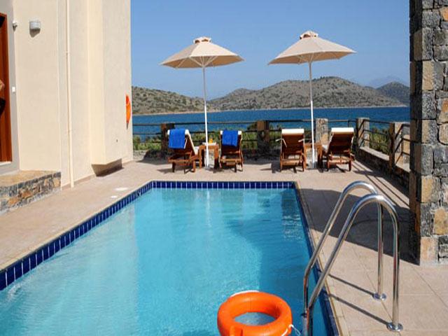 Elounda Blue Island Villa: