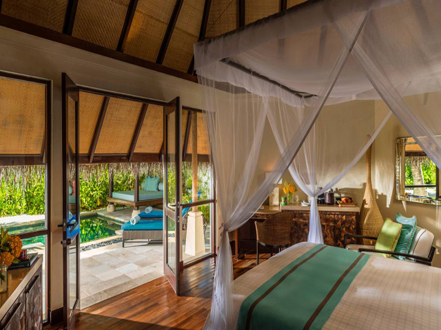 Four Seasons Resort Maldives at Kuda Hurraa