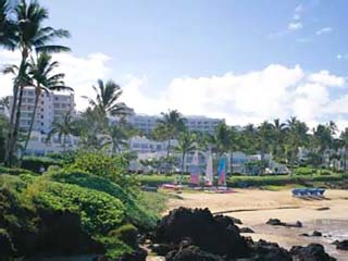 The Fairmont Kea Lani MauiExterior View