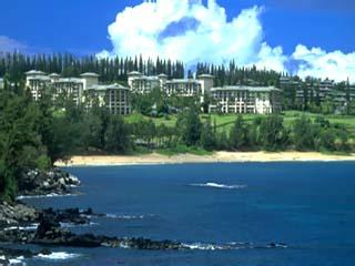 The Ritz-Carlton, KapaluaExterior View