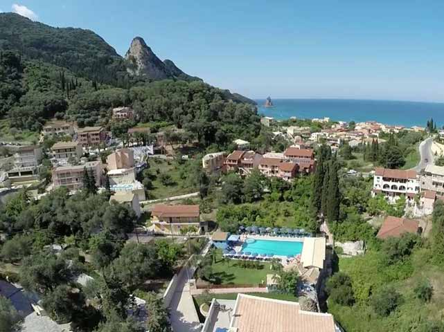 Irene Apartments Corfu