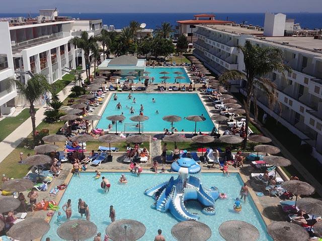 12 Dodeca Sea Resort (ex. Forum Beach Hotel) *****