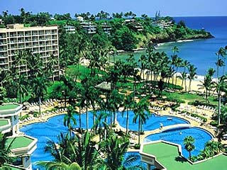 Kauai Marriott Resort & Beach ClubSwimming Pool